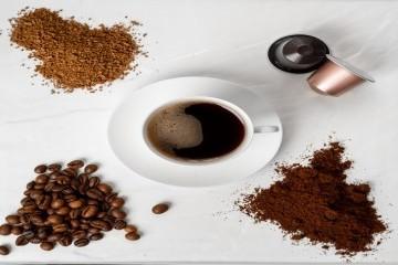 Kahve Çeşitlerinin Hazırlanışına Göre Ayrılması